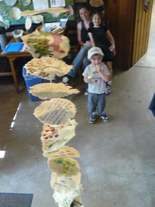 Little Art Show sapling 2